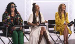 'Project Runway' recap: Ashley Longshore's wild style brought butterflies, nipples and … other things to the runway [UPDATING LIVE BLOG]
