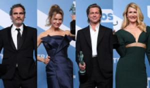 SAG Awards vs. Oscars: How often do the 4 acting winners match?