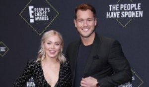 'The Bachelor's' Colton Underwood and Cassie Randolph briefly split last year (emphasis on 'briefly')