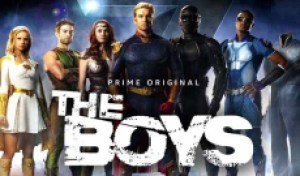 Production designer David Blass: The superheroes on 'The Boys' are 'halfway between a Donald Trump and a Kardashian' [EXCLUSIVE VIDEO INTERVIEW]