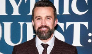Rob McElhenney ('Mythic Quest') reveals 'the episode of television I'm most proud' [EXCLUSIVE VIDEO INTERVIEW]