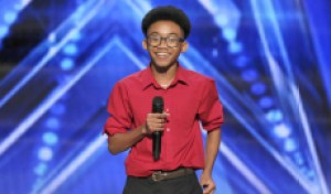 Simon Cowell ('America's Got Talent') scolds Howie Mandel for burping at 14-year-old Kelvin Dukes: 'I can't believe you just did that' [WATCH]