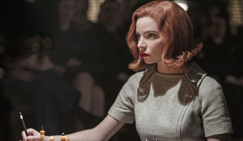 The Queen's Gambit: Anya Taylor-Joy could be Golden Globes contender -  GoldDerby