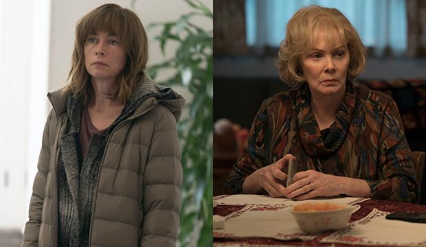 Mare of Easttown Emmy predictions: Julianne Nicholson, Jean Smart - GoldDerby