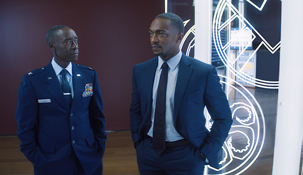 The Falcon and The Winter Soldier: Don Cheadle could get 11th Emmy nom - GoldDerby