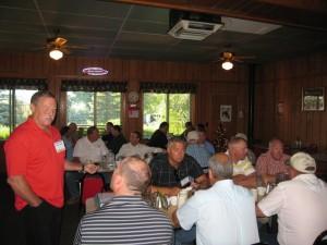 Breakfast at Pappy Ganders in Merrill