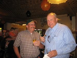 John and Bill, happy potato harvest is done!
