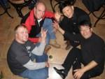 JW, Juan, Mr. Ha and Mr. Park