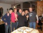 Mr. Lee, Matt, Weston, Mr. Ha, Mr. Park and JW