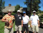 The Team of Otto Huffman, John Walker, Brian King and Jared Marshall