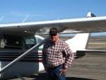 Gerald Moore of Macy's Flying Service