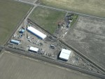 """Known at Gold Dust as """"The Ranch"""", the Merrill solar station site."""