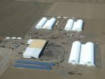 Gold Dust's potato packing shed solar energy plant