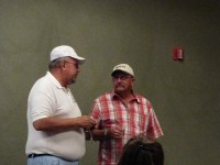 Bill and John Walker thanked their staff, their vendors and customers for helping Gold Dust and Walker Brothers become successful at the 14th Annual Open House Field Day dinner.