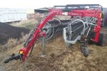 Image of Northstar Twinstar g3 7 Bar hay rake for sale.
