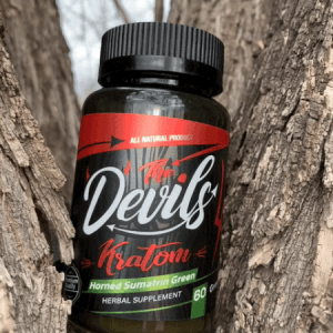 Devils Kratom Powder