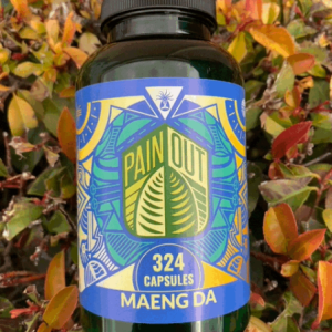 Pain Out maengDa Capsules