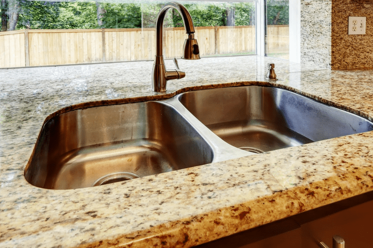 how to polish granite countertops by
