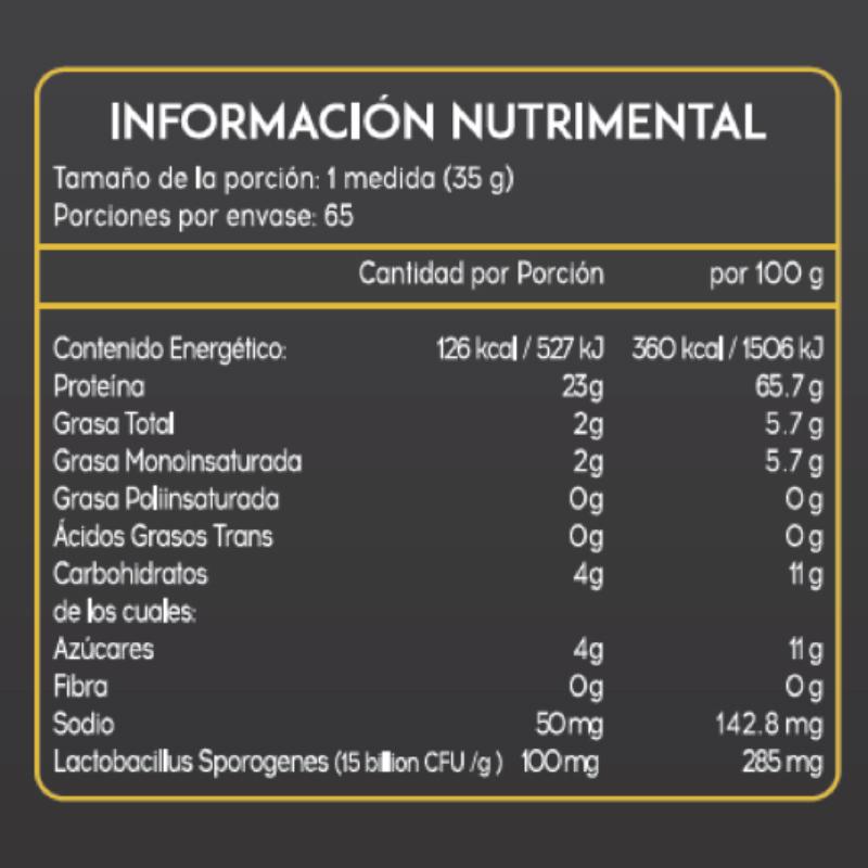 GOLDEN NUTRITION - GOLDEN WHEY