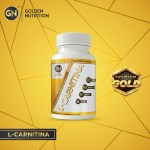 GOLDEN NUTRITION - L CARNITINA