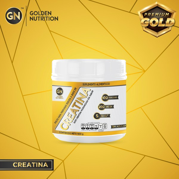 GOLDEN NUTRITION - GOLDEN