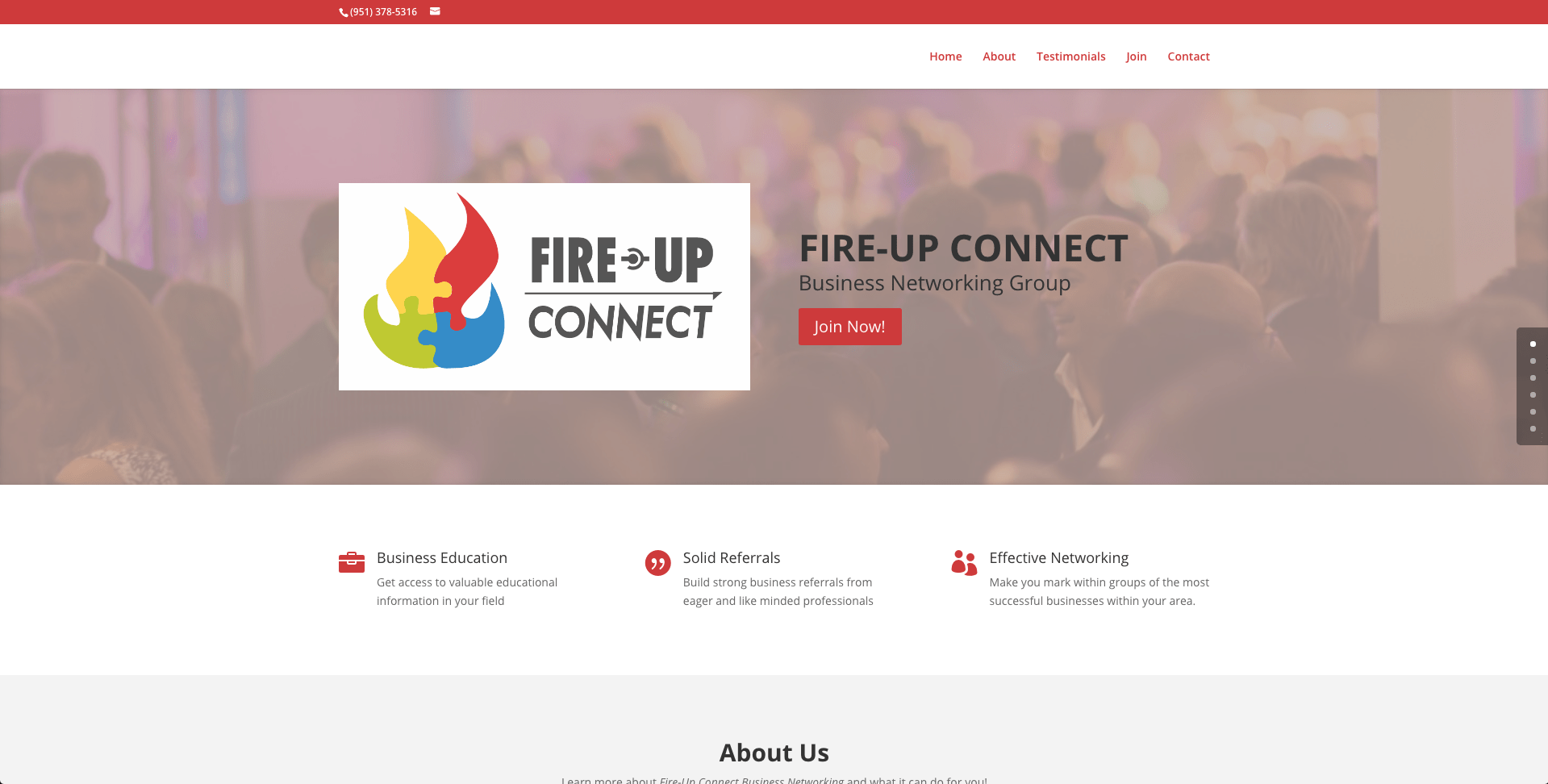 Fire Up Connect