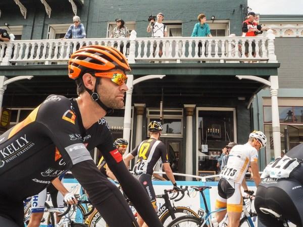 Phil Gaimon vom Team Optum-Kelly Benifit, Etappe 2