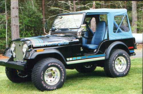 small resolution of 1981 jeep cj5 renegade