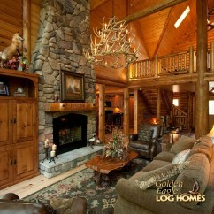 Kitchen And Bath Store Cabinet Locks Golden Eagle Log Timber Homes: Home / Cabin ...