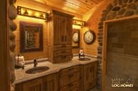 Log Cabin Master Bathrooms | www.pixshark.com - Images ...