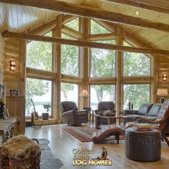 Color Choices For Living Room French Shabby Chic Ideas Golden Eagle Log And Timber Homes: Home / Cabin ...