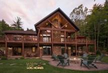 Golden Eagle Log Homes South Carolina