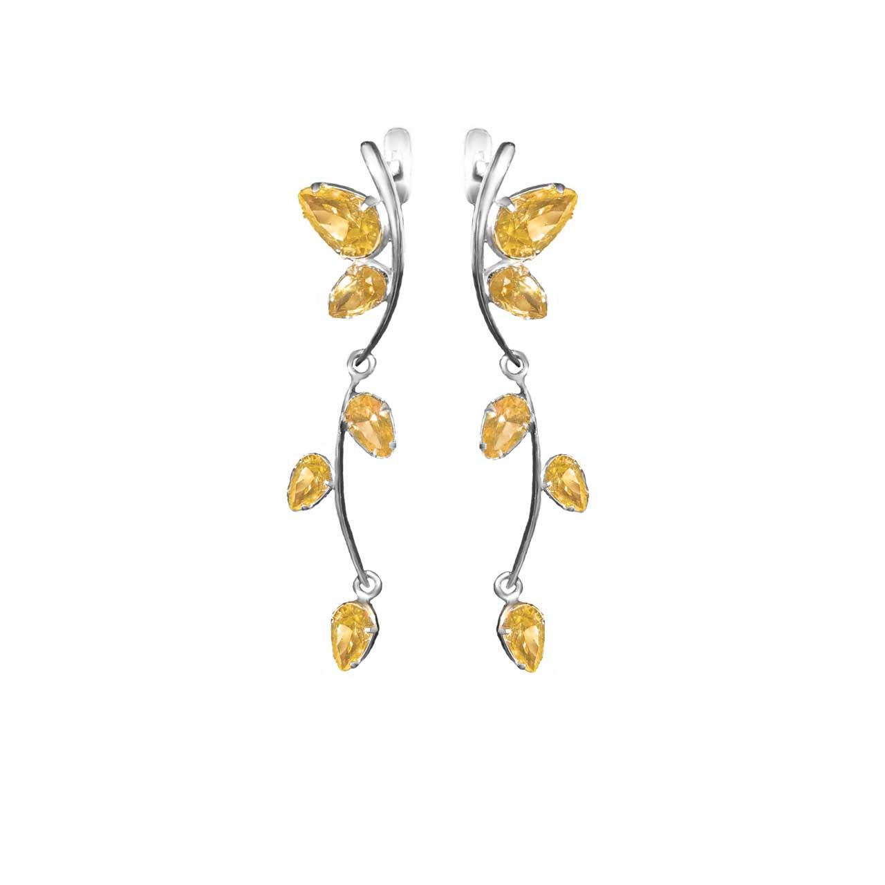 CZ White Gold Jewelry