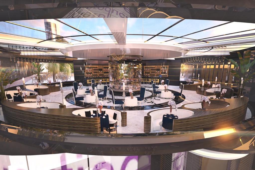 grand square mall جراند سكوير العاصمة الادارية اول مول فى منطقة المال والاعمال