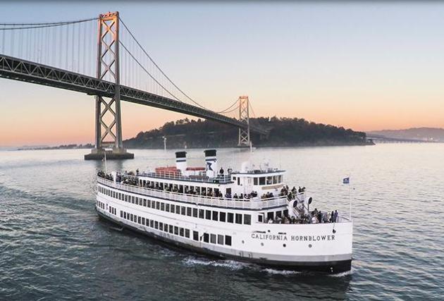 Hornblower Berkeley Easter Brunch Cruise