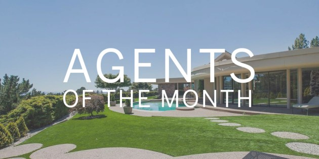 Agents of the Month Header Image