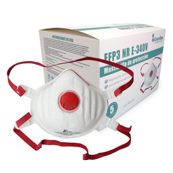 Mascarilla FFP3 E-340