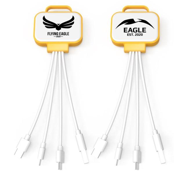 Cable 4 en 1 2220
