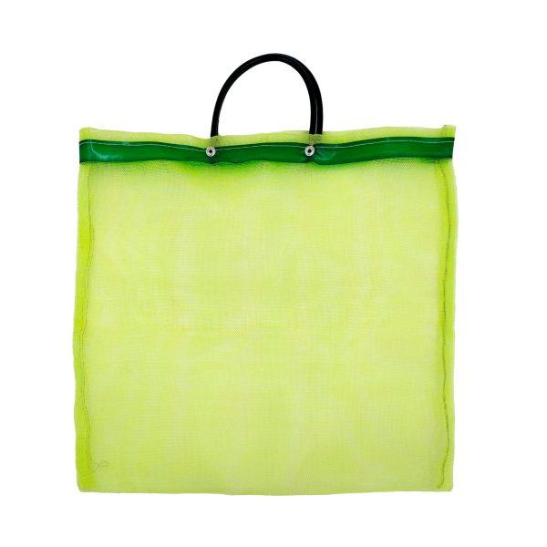 Bolsa de Rejilla Verde
