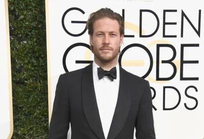 Luke Bracey Golden Globes