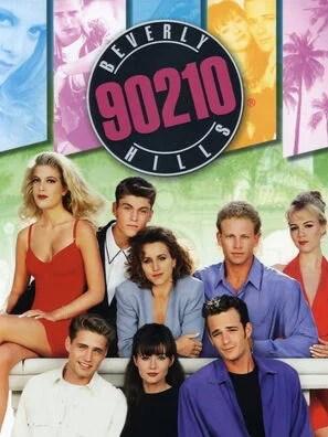 Risultati immagini per beverly hills 90210 poster