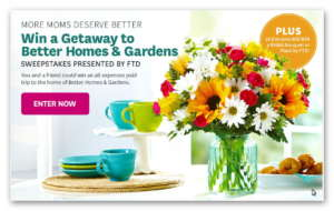 Win a Getaway to Better Homes & Gardens