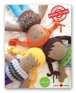 Cate and Levi Cate Doll Giveaway