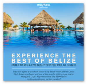 Experience the Best of Belize