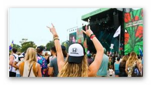 2017 Honda Stage at Music Festivals Sweepstakes