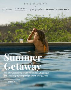Win the Ultimate Summer Getaway