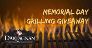 dartagnan grill masters sweepstakes