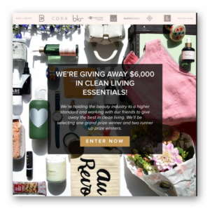 Clean Living Giveaway