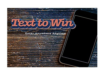 Text to Win Sweepstakes - Golden Goose Giveaways