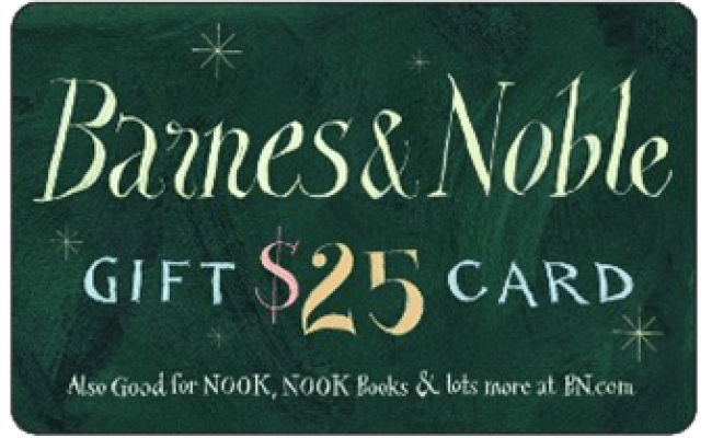 Win A 25 Barnes Noble Gift Card 2 Winners Ends July 19th Golden Goose Giveaways